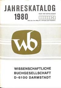 Jahreskatalog Nur Für Mitglieder no.nr./1980: Arbeitsbericht Nr.171:  Bücher, Büchermöbel Und Schallplattenschränke, Schallplaten Und  musiCassetten, Druckgraphik (kunstkreis).