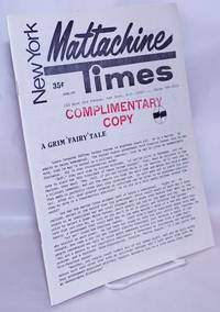 New York Mattachine Times: April 1972: A Grim 'Fairy' Tale
