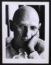 Portrait photographique de Michel Foucault par Bruno de Monès (tirage baryté numéroté et signé)
