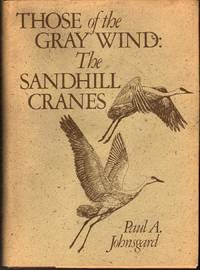 Those of the Gray Winds: The Sandhill Cranes