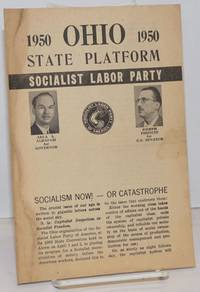 1950 Ohio 1950 state platform Socialist Labor Party