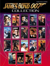 James Bond 007 Collection: Piano/Vocal/