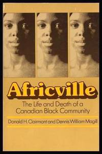 image of AFRICVILLE - The Life and Death of a Black Community