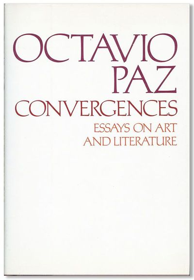 New York: Harcourt Brace Jovanovich, 1987. First American Edition. First Printing. Octavo; 1/4 maroo...