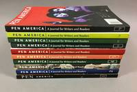 Pen America. A journal for Writers and Readers. (Issues No. 1-5, 8, 10-13)