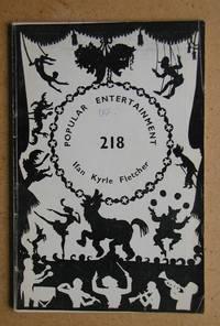 Ifan Kyrle Fletcher: Catalogue 218. Popular Entertainment.