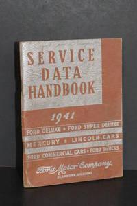 image of 1941 Ford, Mercury, Lincoln Service Data Handbook