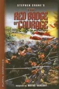 image of Red Badge of Courage (Graphic Novel Classics)