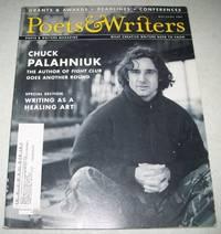 Poets & Writers Magazine May/June 2001 (Chuck Palahniuk cover)