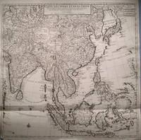 Carte des Indes et de la Chine / Dressée sur plusieurs Relations particulieres Rectifiées par quelques Observations par Guillaume de l'Isle de l'Academie Royale des Sciences