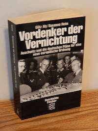 image of Vordenker Der Vernichtung: Auschwitz Und Die Deutschen Pläne Für Eine Neue Europäische Ordnung