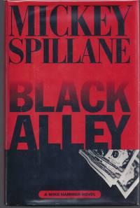 image of Black Alley (A Mike Hammer novel)