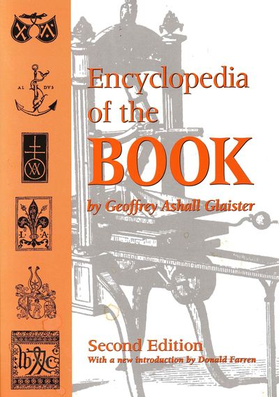 ENCYCLOPEDIA OF THE BOOK | THE