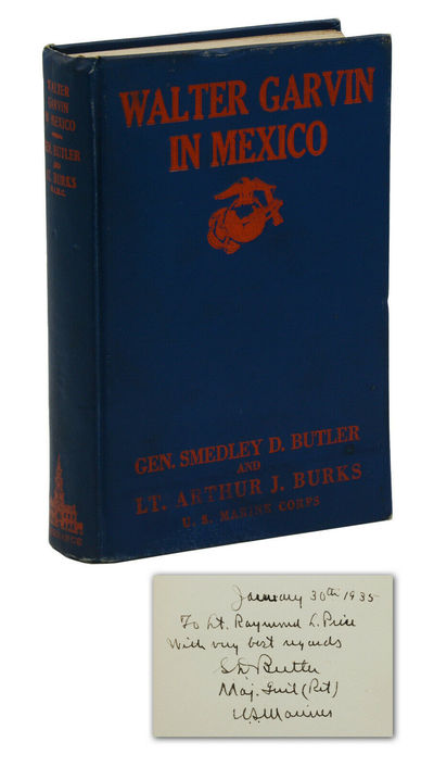 New York: Dorrance and Company, 1927. First Edition. Very Good. First edition. Signed by Smedley D. ...