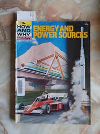 image of The How and Why Wonder Book of Energy and Power