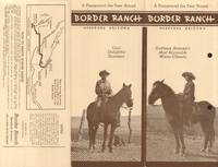 Border Ranch Hereford, Arizona Promotional Pamphlet