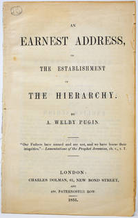 An Earnest Address on the Establishment of the Hierarchy