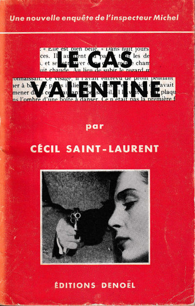 Paris: Éditions Denoël, 1955. Paperback. Very good. 217 pp. Light creases and tanning to the spine...