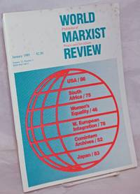 image of World Marxist Review: Problems of peace and socialism. Vol. 32, No. 1, Jan 1989