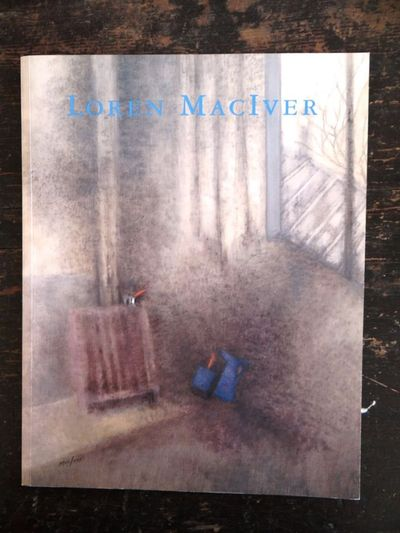 New York: Tibor de Nagy Gallery, 1998. Softcover. VG. back cover spine edge sunned w/ scratch, foxin...