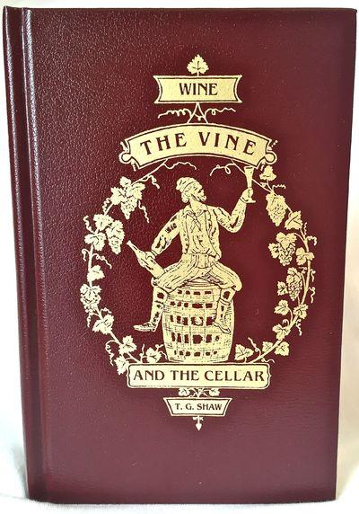 Baltimore: Bacchus Press, nd (1992). Facsimile edition. Hardcover. Full Burgundy bonded leather gilt...