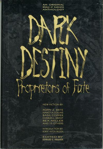 [Clarkston, Georgia: White Wolf Publishing, 1995. Octavo, boards. First edition. Original anthology ...