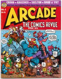 Arcade: The Comics Revue No. 1 Spring 1975.