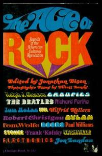 THE AGE OF ROCK - Sounds of the American Cultural Revolution