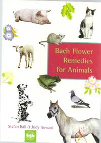 Bach flower essences for pets