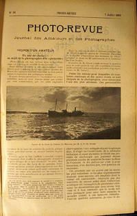 Photo-Revue, Journal des amateurs et des photographes (1912).