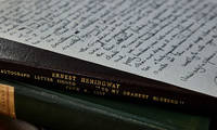 Ernest Hemingway's Remarkable and Vivid, Near Literary, Description of the Warm People and Abundant Fishing of the Caribbean He writes from a cruise that took him to Caribbean fishing locations, like Martinique and Grenada, where he met and was impressed by the local people