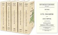 New York Field Codes Series. 1850-1865. 5 Vols