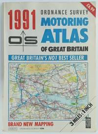 image of 1991 Ordnance Survey Motoring Atlas of Great Britain