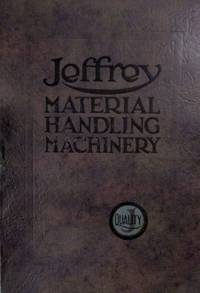 image of Jeffrey Material Handling Machinery For Every Industry Catalog No. 296