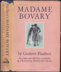 image of Madame Bovary; a new translation by Francis Steegmuler