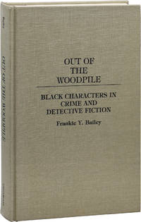 image of Out of the Woodpile: Black Characters in Crime and Detective Fiction (First Edition)