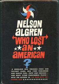 image of WHO LOST AN AMERICAN