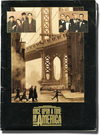 image of Once Upon a Time in America (Original Film Press Kit)