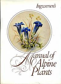 Ingwersen's Manual of Alpine Plants (Signed By Author)