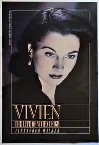 VIVIEN The Life of Vivien Leigh  (Publisher's Promotional Poster)