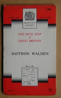 Saffron Walden. Sheet 148. Seventh Series.