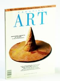 Canadian Art (Magazine), Fall 1989, Volume 6, Number 3 - The Homeless Vehicle Project / A Sculptor's Furniture / The Face as History