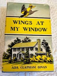 image of WINGS AT MY WINDOW