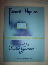 Favorite Hymns (Easy Piano)