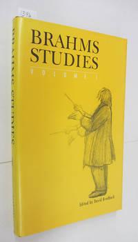 Brahms Studies, Vol. 1.