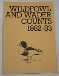 Wildfowl And Wader Counts 1982-1983