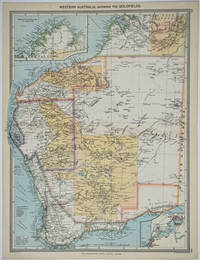 image of Western Australia, showing the Goldfields