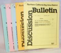 image of Northern California Bay Area District discussion bulletin, vol. 1, no.1, December 1978 to vol. 1, no. 5, January, 1979