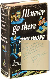 I'll Never Go There Anymore (Signed First Edition)