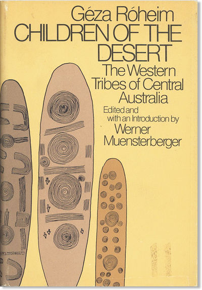 New York: Basic Books, 1974. First Edition. Hardcover. First printing. Octavo; cloth boards; dustjac...